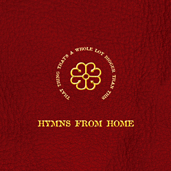Artwork for compilation album Hymns from Home.