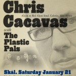 Chris Cacavas (ex-Green on Red) to play with The Plastic Pals in Stockholm